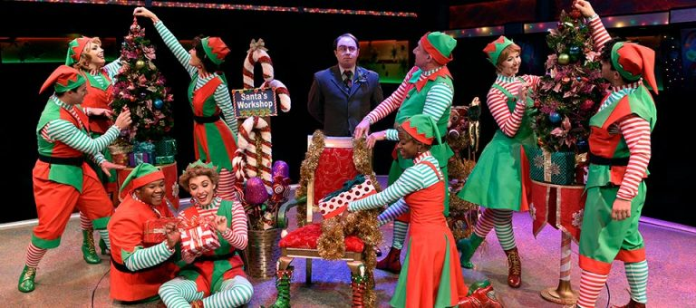 Fireside ELF The Musical