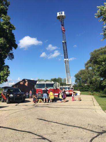 Johnson Creek Child Safety Fair