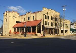 FCCU Historic Bank Building