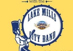 Lake Mills City Band Concert