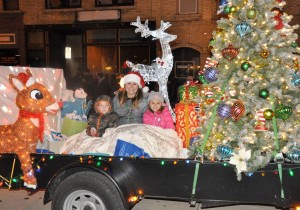 Fort Atkinson Lighted Holiday Parade/Chili Cook-Off