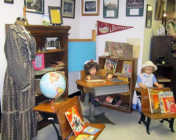 Jefferson Historical Museum
