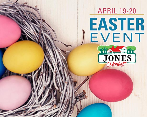 Jones Market Easter Event