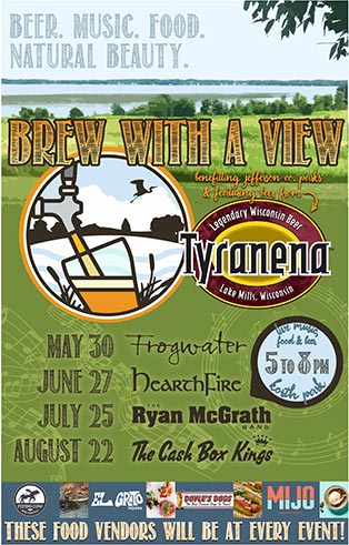 Brew with a View – August
