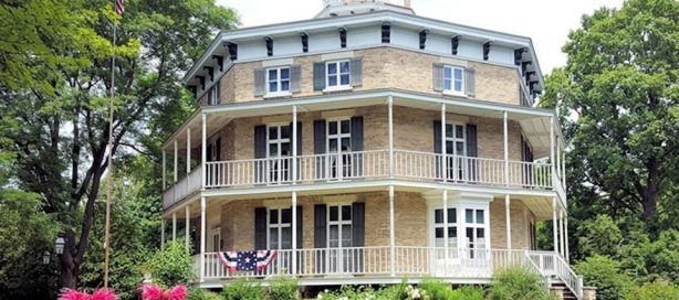 Visit the Octagon House Museum