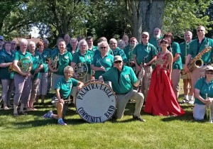 Concert In the Park: Palmyra-Eagle Community Band