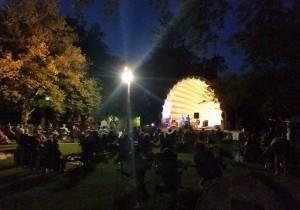 barrie park concert