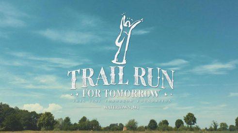 Trail Run Watertown Poster