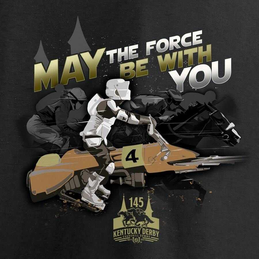 """May the """"Horse"""" Be With You!"""