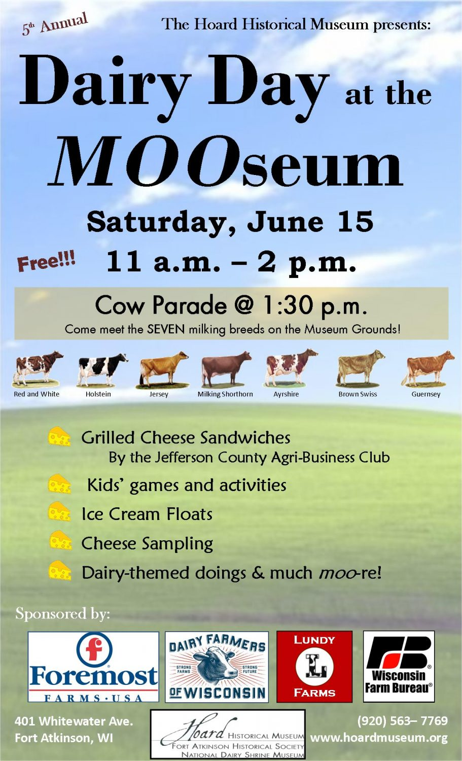 Dairy Day at the MOOseum