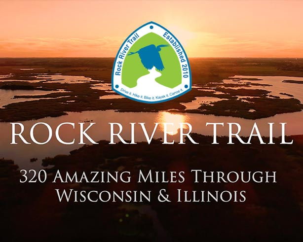 "The Rock River Trail – ""320 Amazing Miles through Illinois and Wisconsin"""
