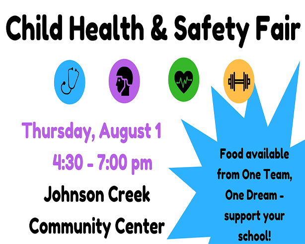 Child Health & Safety Fair