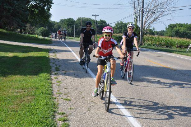 bike ride in jefferson county