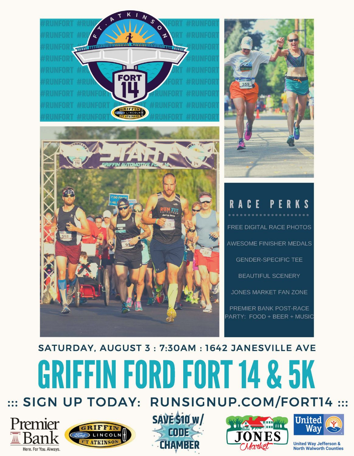 Griffin Ford FORT14