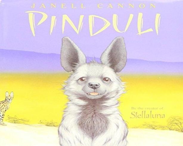 Little Sprouts Story & Strolls: Pinduli the Hyena