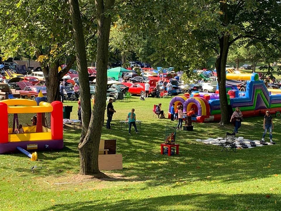Cambridge Community Appreciation Day, Poker Run & Car Show