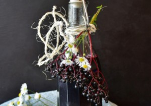 Herbs for Winter Health: Elderberry Syrup and More