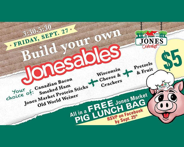 Build Your Own Jonesables