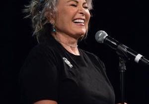 Roseanne Barr at Gobbler Theater