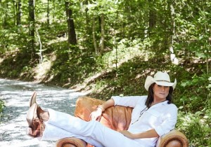 Terri Clark with Angie Keilhauer at Gobbler Theater