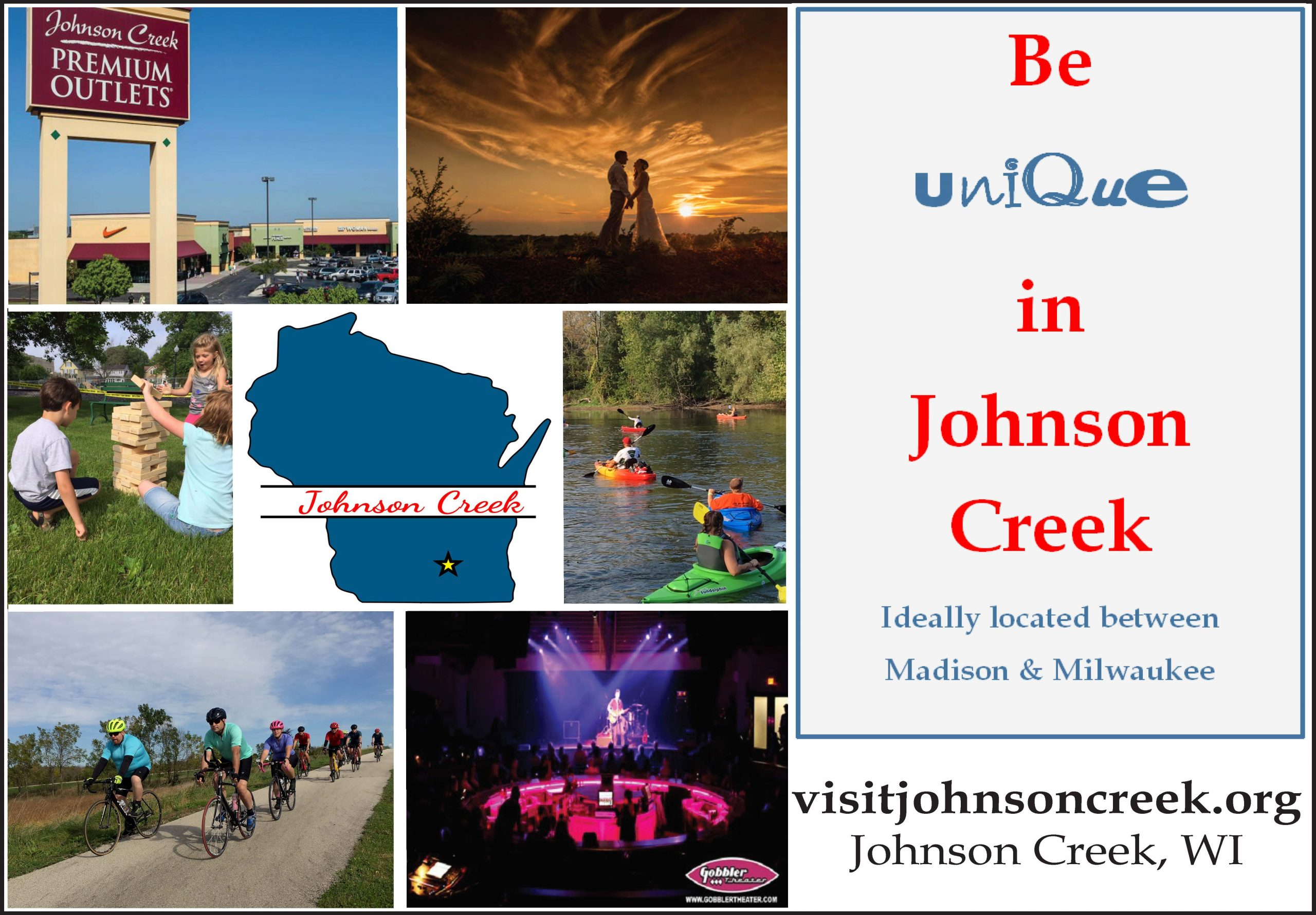 New Tourism Marketing Grant Guidelines & Applications Available in Johnson Creek