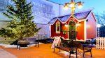 Santa House in Watertown, WI