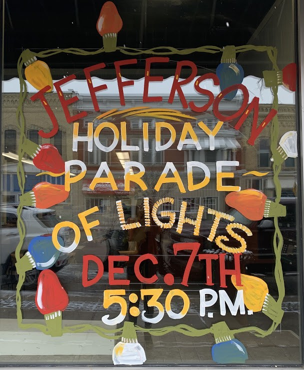Holiday Window Decorating Contest