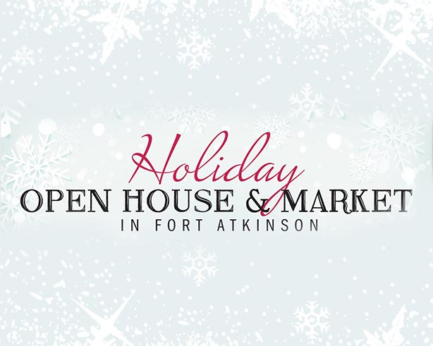 Fort Atkinson Holiday Open House & Market